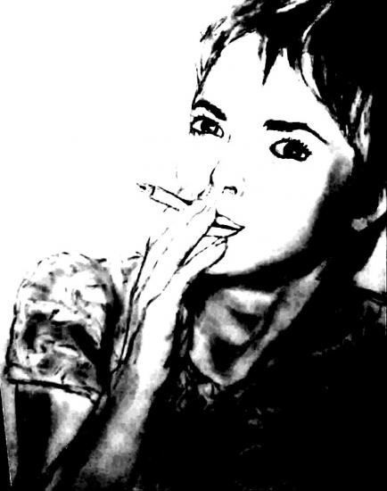 Winona Ryder by s-tyler